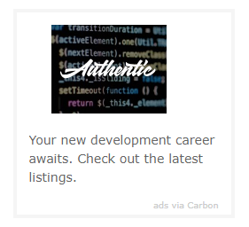 authentic carbon ads