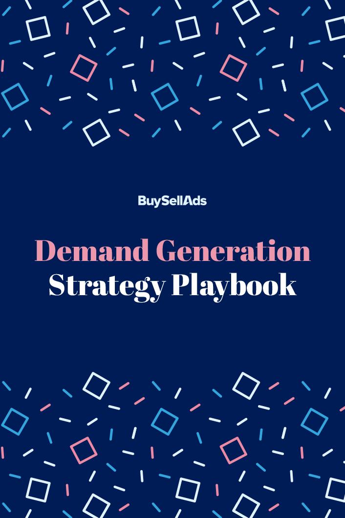 Demand Gen Cover