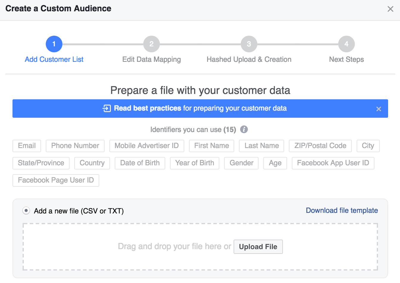 Creating a custom audience can help your demand generation strategy reach more people.