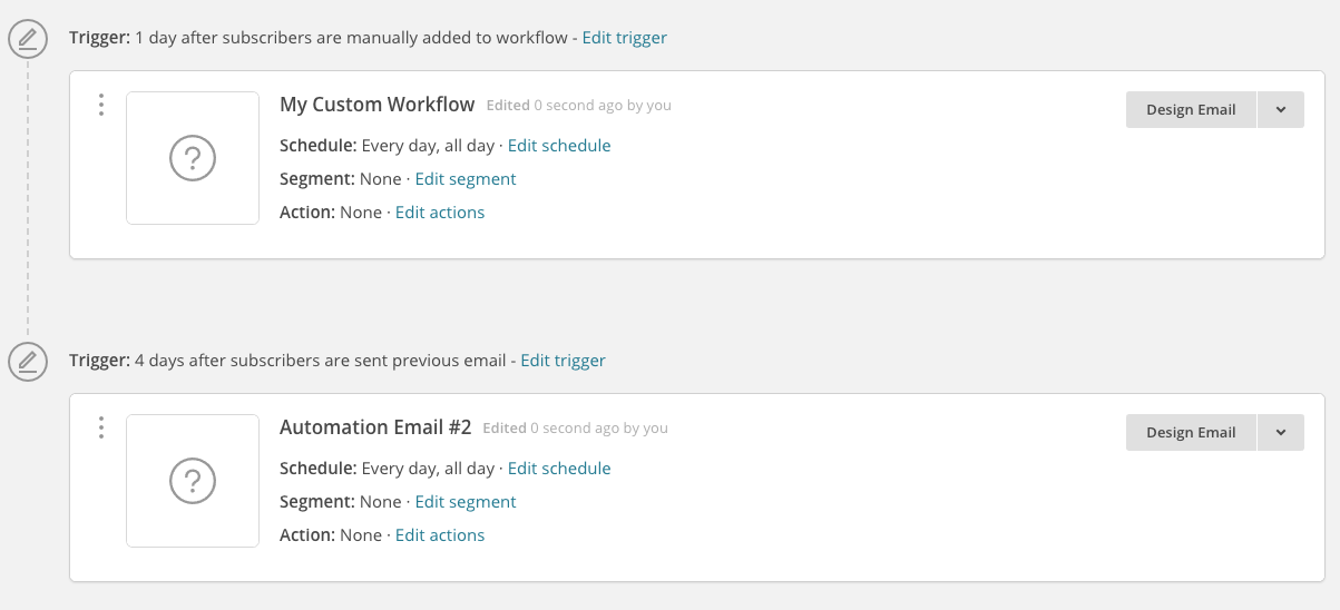 Mailchimp is a useful automation tool for a demand generation strategy.