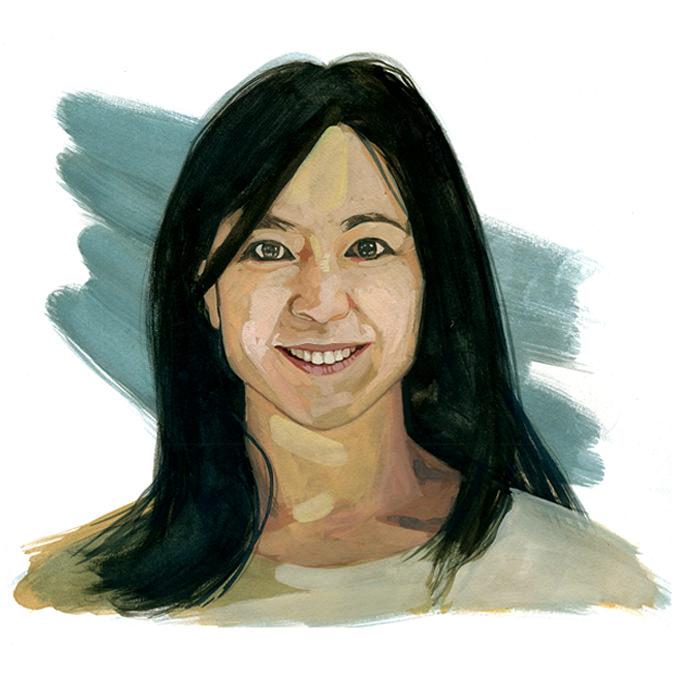 Sara Yin of Intercom